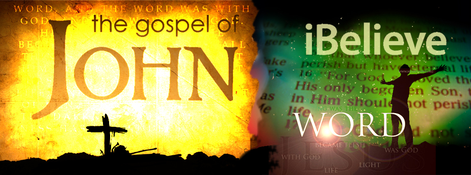 gospel of john collage