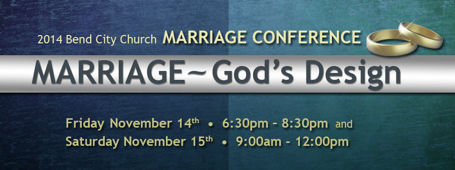 2014 Marriage Conference